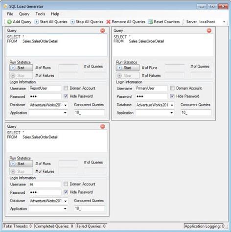 SQL Load Generator2